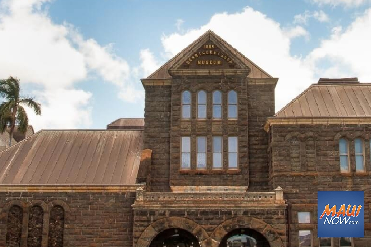 Bishop Museum to Digitize 'Critical' Collections