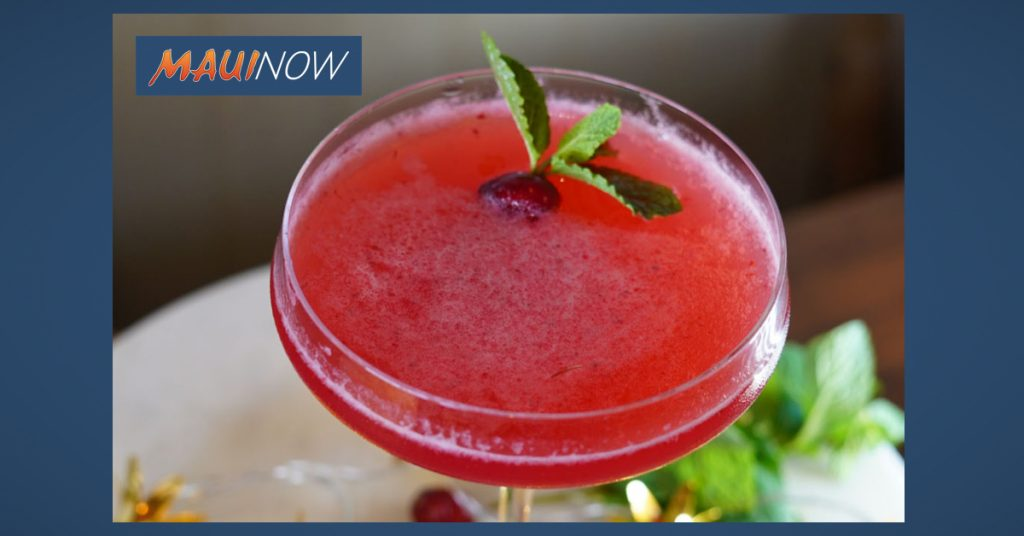 Maui Now: Tommy Bahama Brings Island Twist to Holiday Cocktails