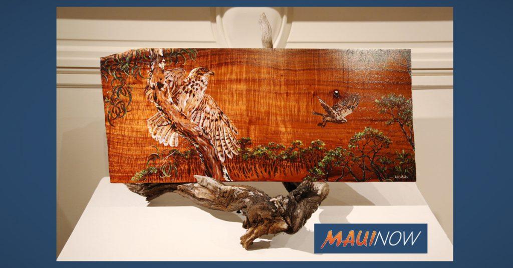 Maui Now: Mālama Wao Akua 2019: Celebrating the Native Species of Maui Nui