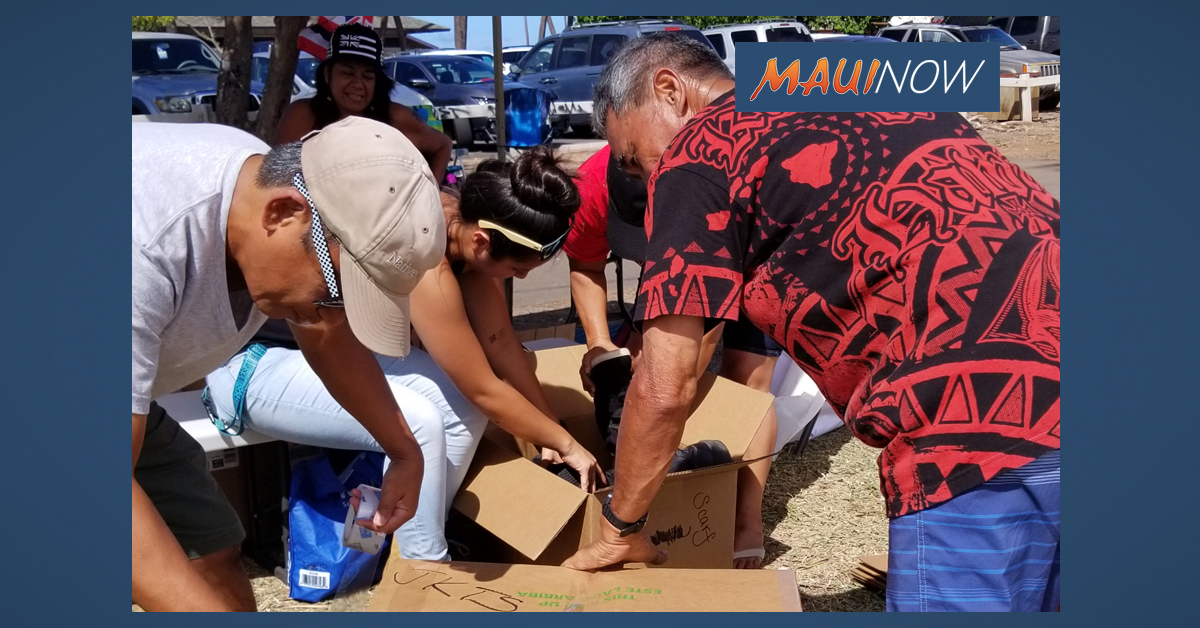Maui Supporters Collect Winter Gear for Kupuna and Kia'i at Maunakea