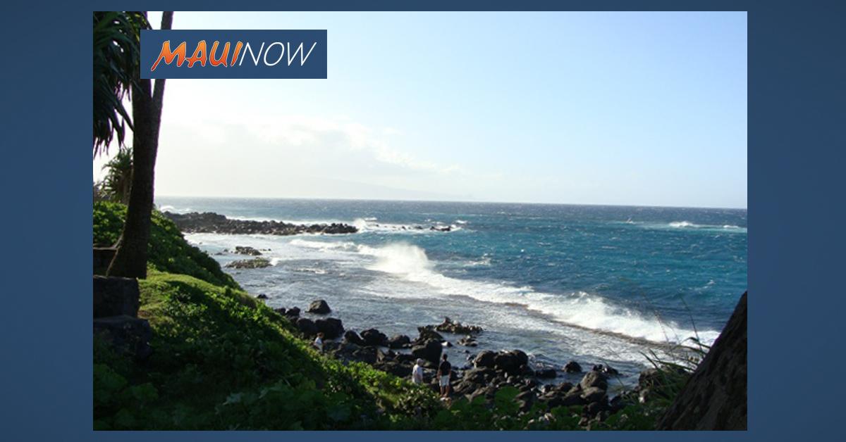 High Surf Advisory for Maui and Moloka'i