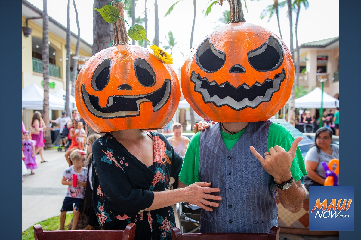 The Shops to Host Keiki & Pet Halloween Costume Contest