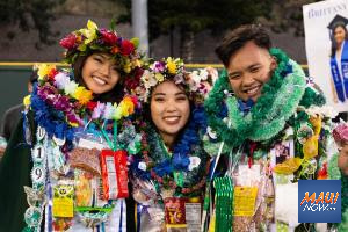 More Hawaiʻi Residents Are Graduating From College