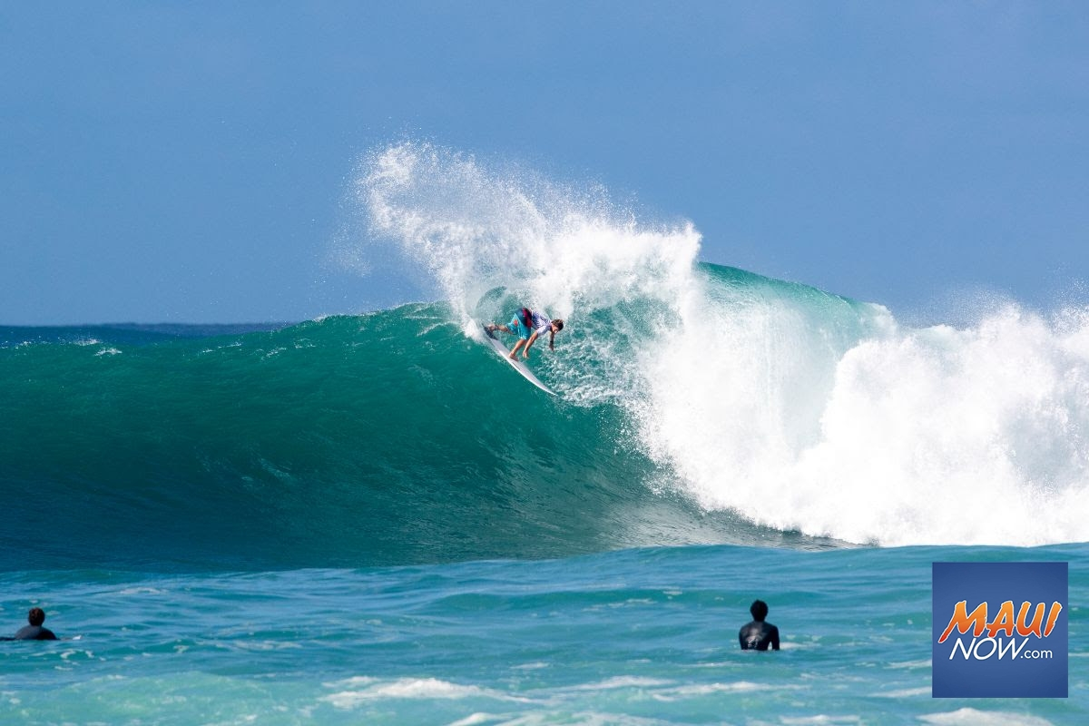 Brand Earns Perfect 10 at Vans Pro Opening