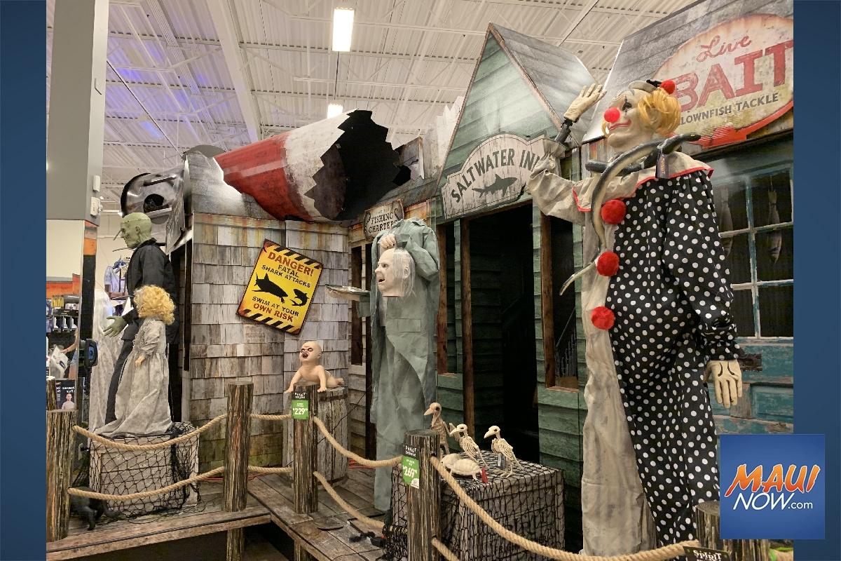 Costume Store: 'Shop Until the Dead of Night'
