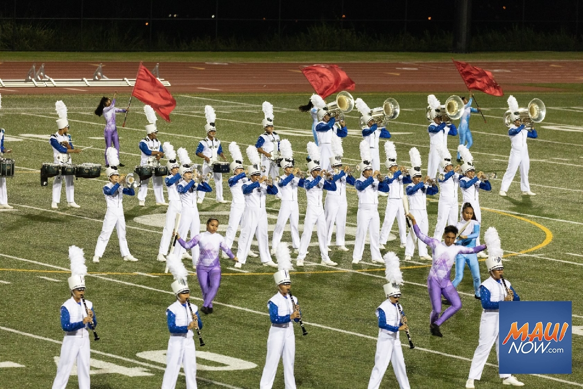 Maui High's Band is Headed to a Prestigious Competition, But they Need Help Getting There