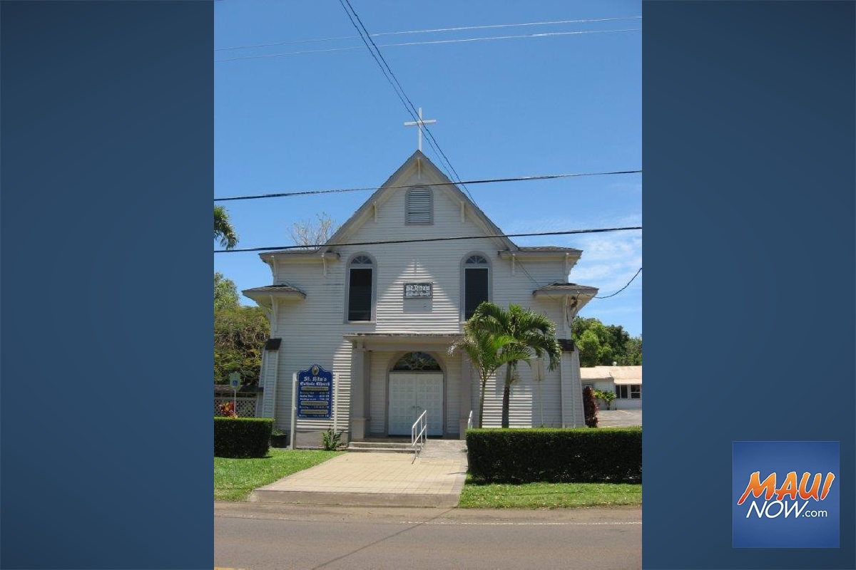 Rummage Sale to Raise Funds for Ha'ikū Church