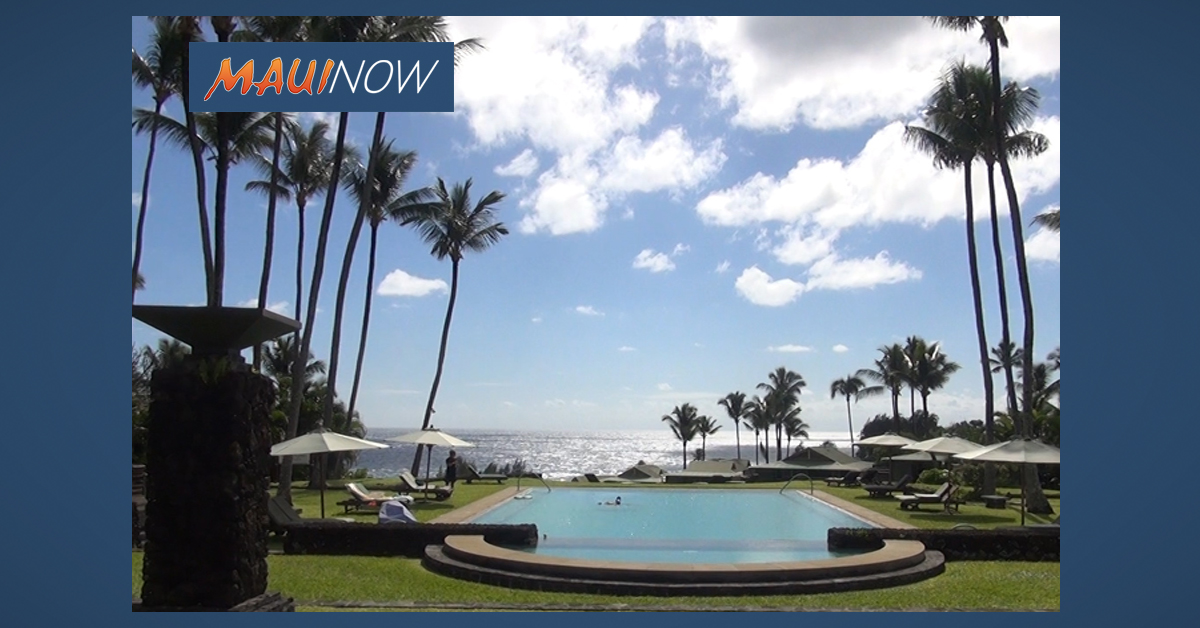 72-Acre Travaasa Hāna in East Maui Gets New Owners