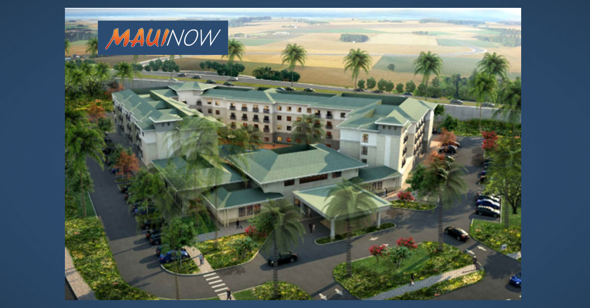 Windward Hotel Near Kahului Airport Proposed for Completion in 2023