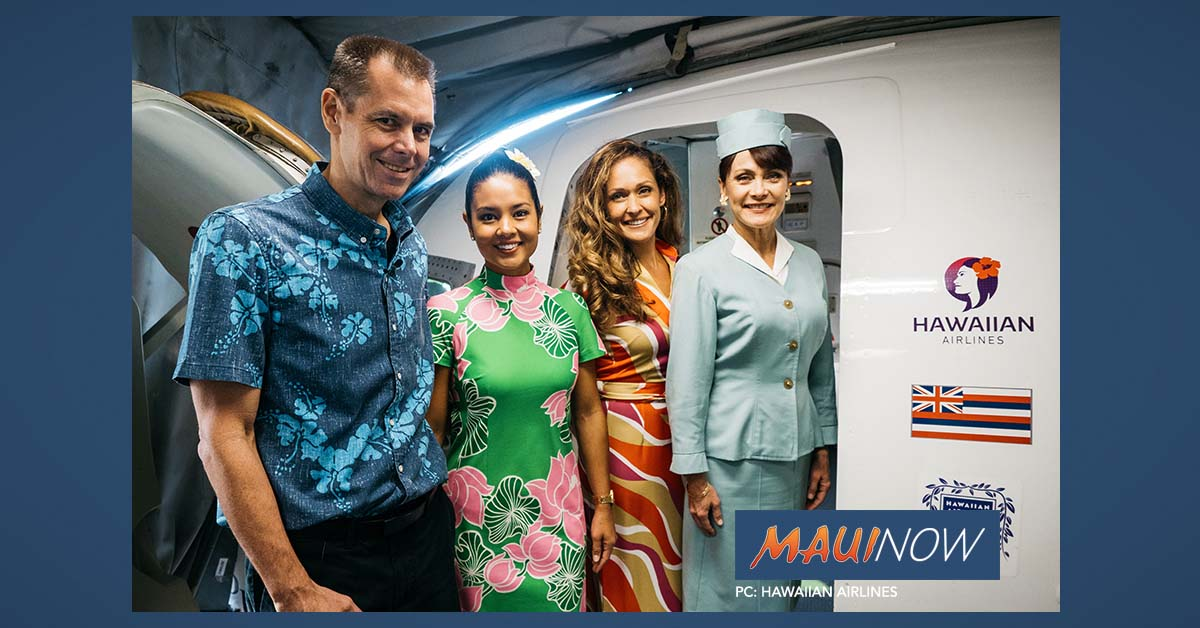 Hawaiian Airlines Marks 90th Milestone Anniversary