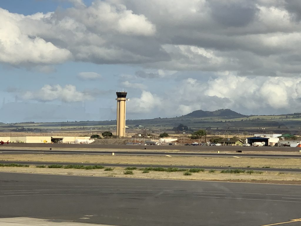 Kahului Airport photo