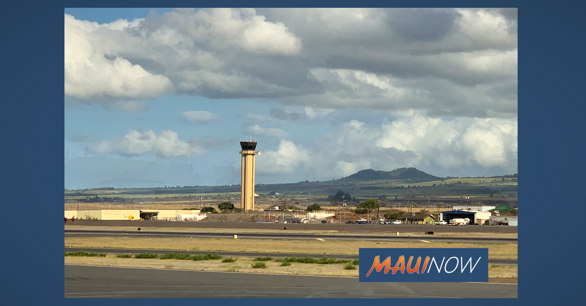 Kahului Airport's Runway 2-20 to Temporarily Close for Taxiway Construction