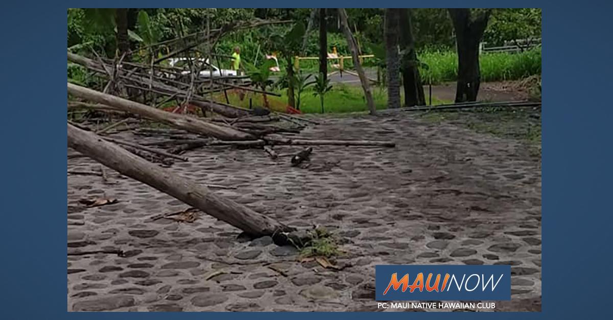 Volunteers Sought to Help Restore Damaged Hale in ʻĪao