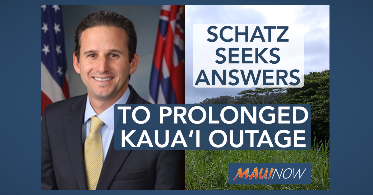 Answers Sought After Extended Phone, Internet and Cable TV Outage on Kaua'i