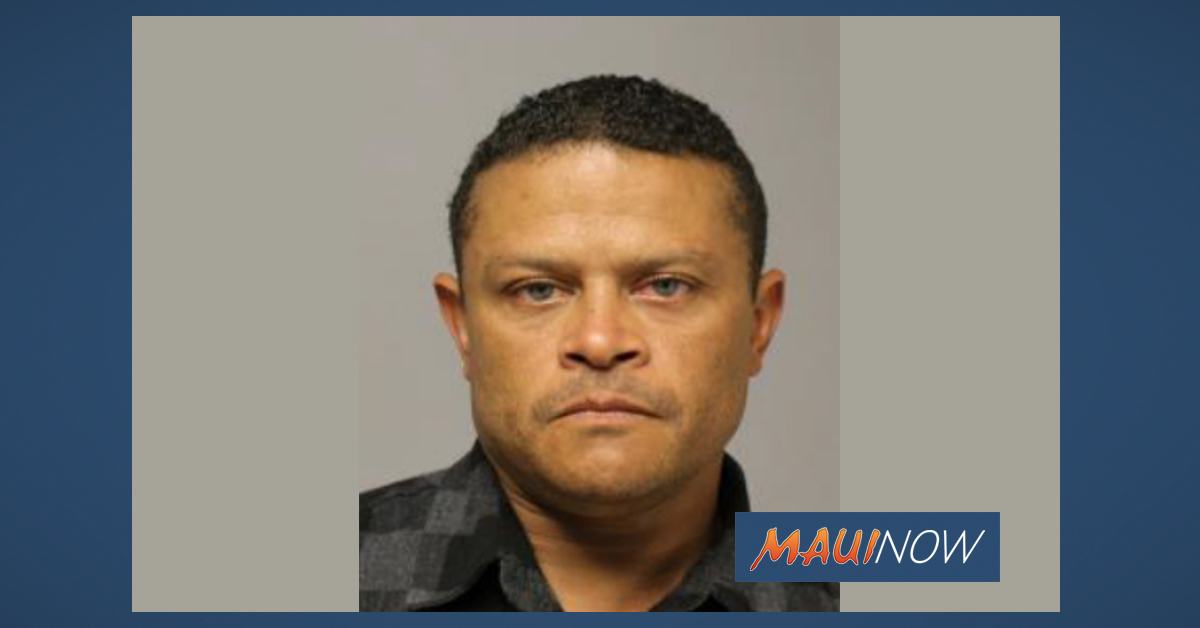 Kahului Man Arrested for Arson in Connection with Car Fire