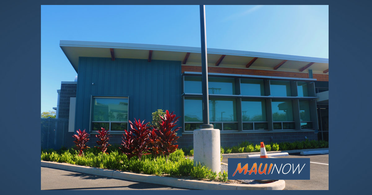 New 8,000 Square-Foot DLNR Maui Annex Completed