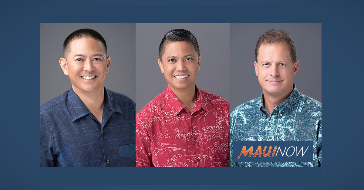 FHB Announces Three Promotions on Maui