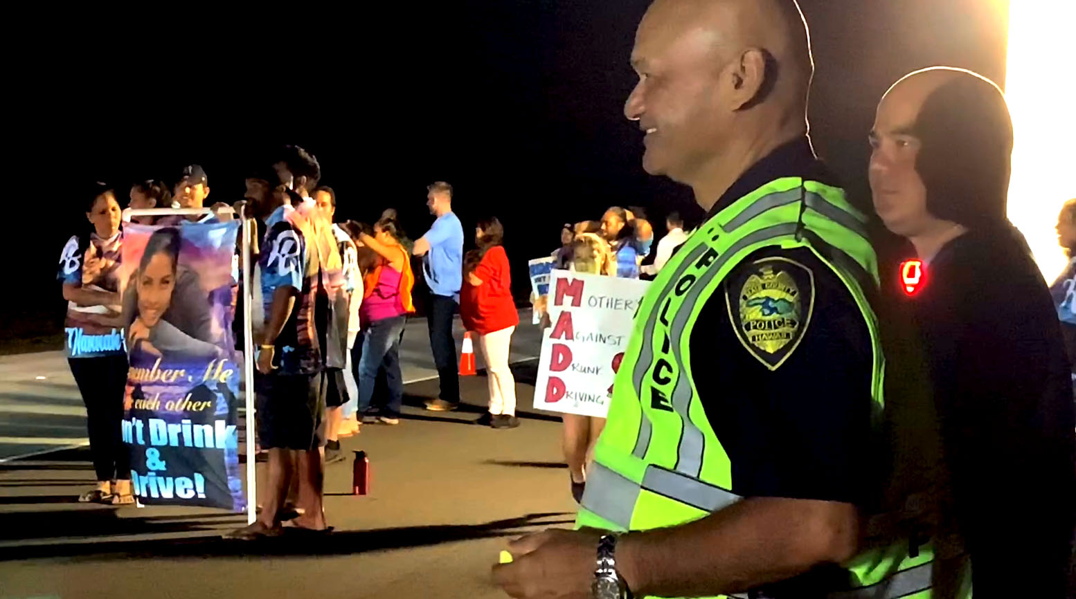 MADD Hawaiʻi Urges Safety Ahead of Memorial Day Weekend