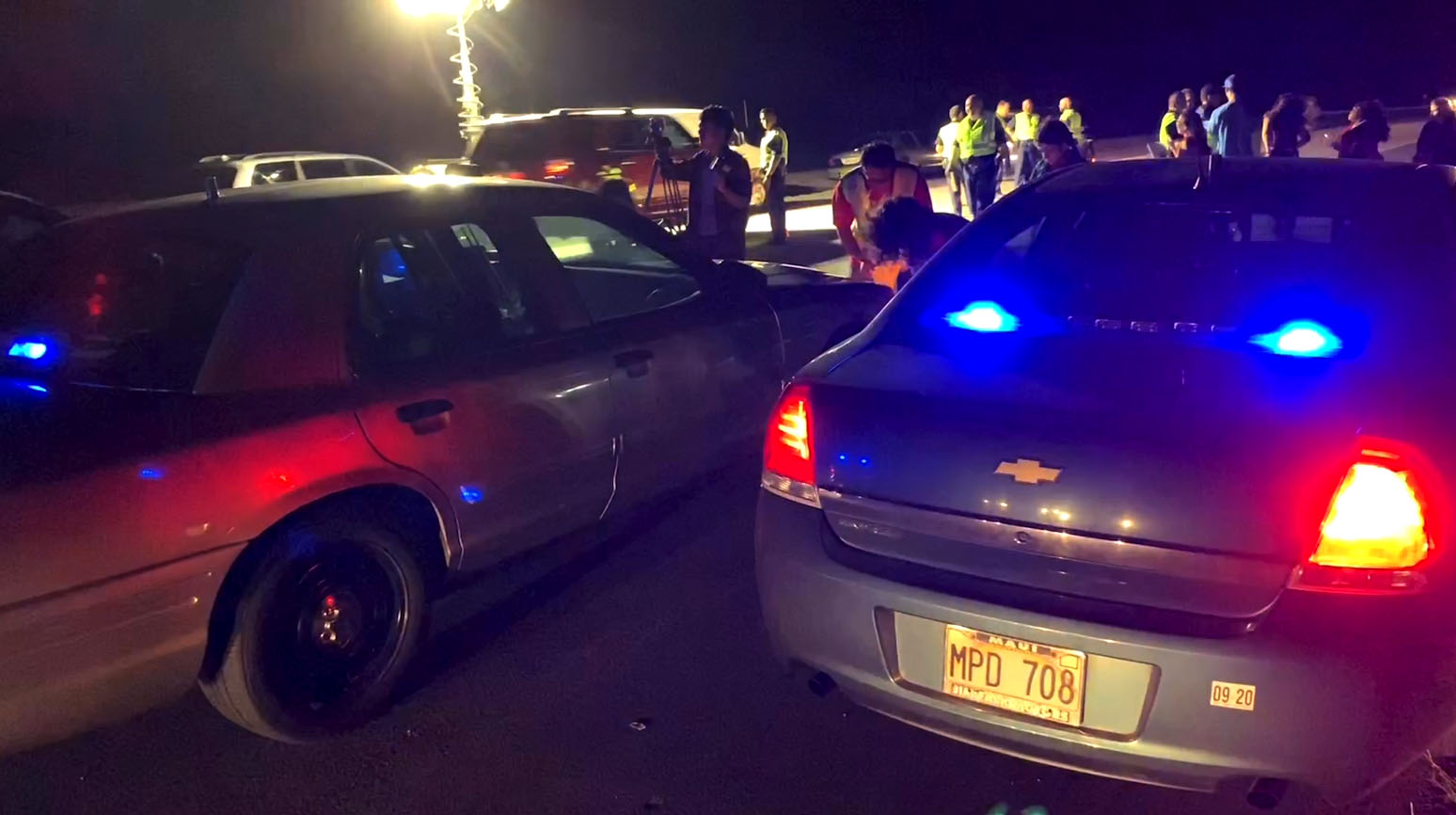 Weekend DUI Enforcement Nets 8 Arrests, 5 Vehicles Towed on Maui