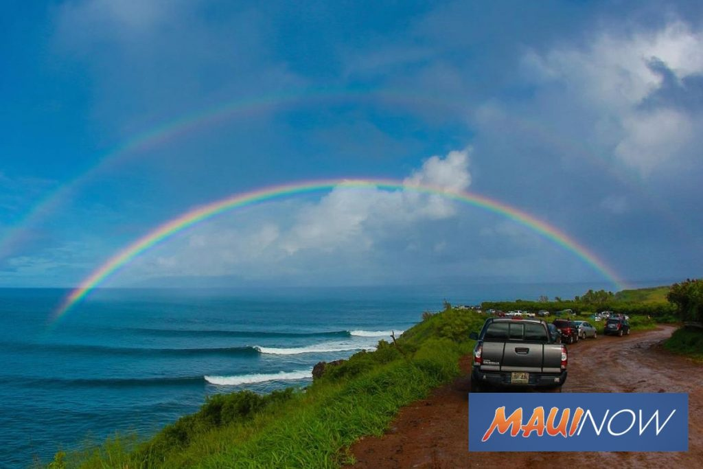 Maui Now: Community Cleanup Kicks Off Surf Meet