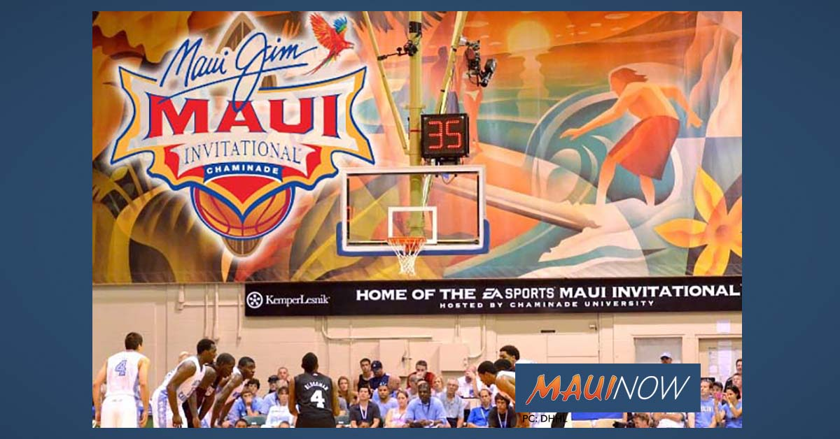 Maui Jim Maui Invitational: BYU, Kansas, Virginia Tech and Dayton Get Day 1 Wins