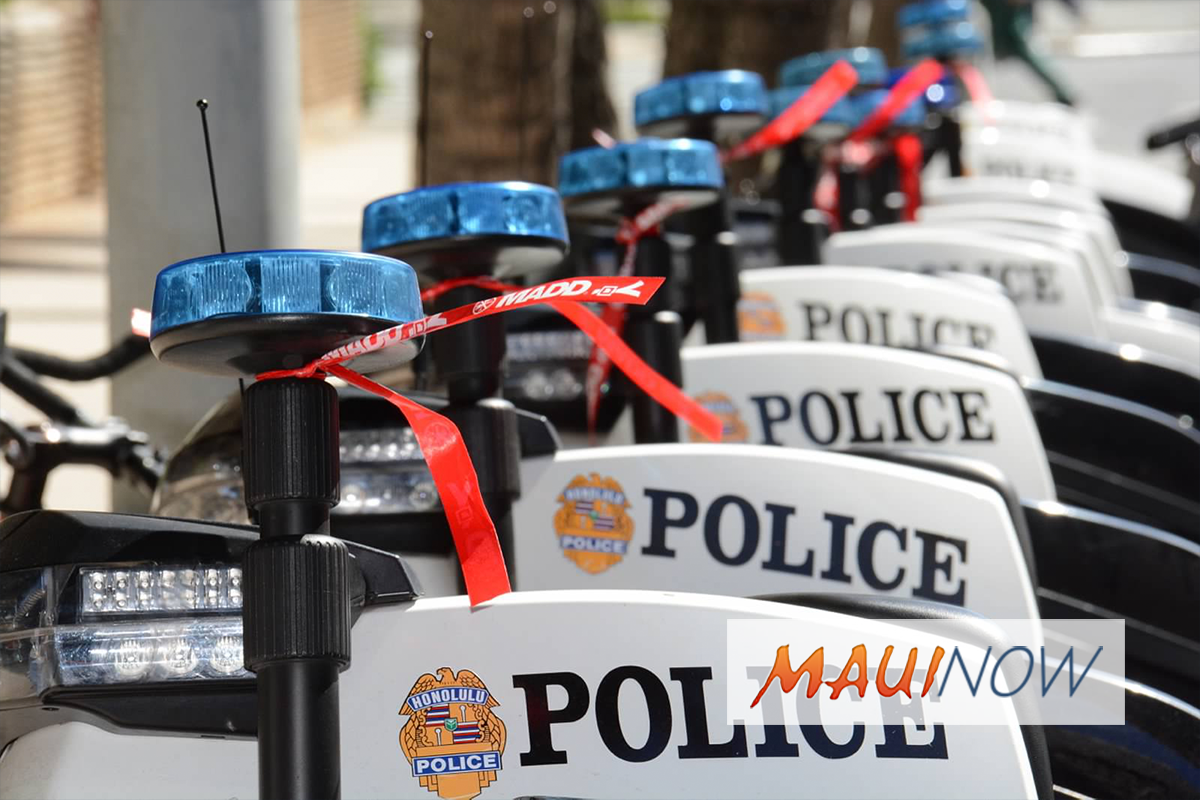 "MADD Hawai'i Kicks Off ""Tie One On for Safety"" Campaign"