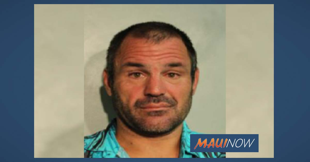 Maui Police Seek Help in Locating Missing Texas Man