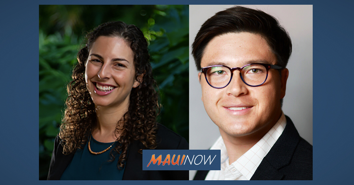 Two Maui Residents Named New Obama Foundation Asia-Pacific Leaders