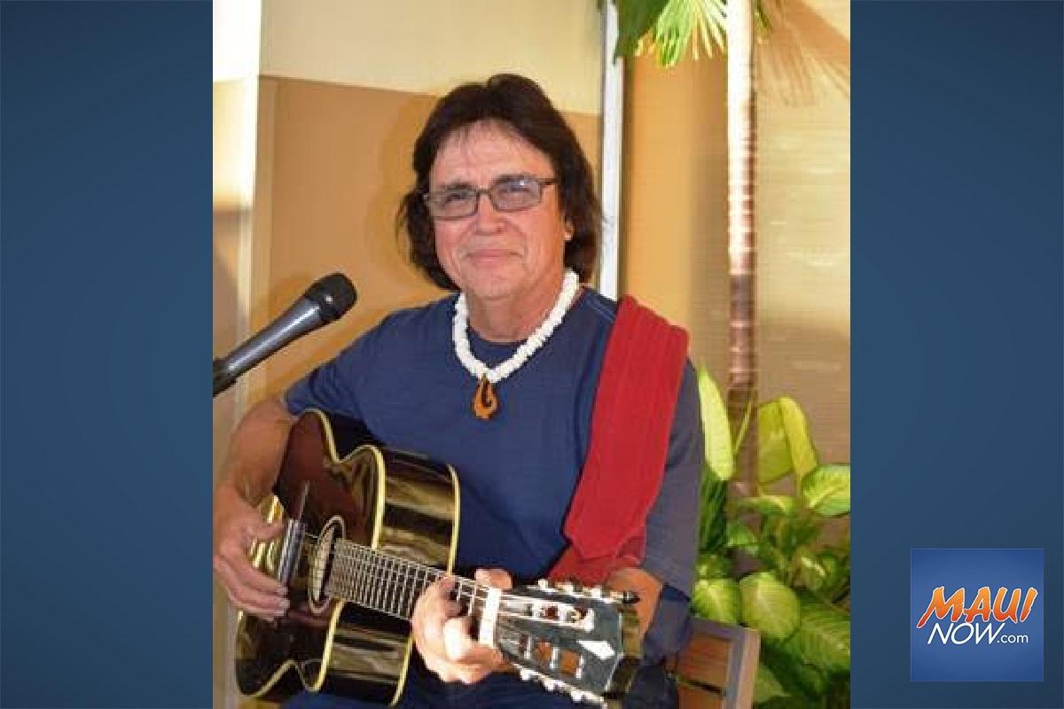 Braddah Keoki Ruiz Show to Benefit Hālau Keʻalaokamaile
