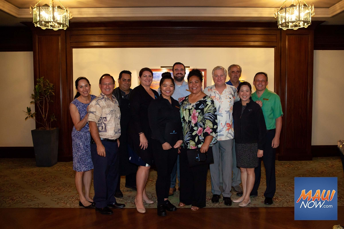 Ritz-Carlton Kapalua Recognizes 'Five-Star' Employees