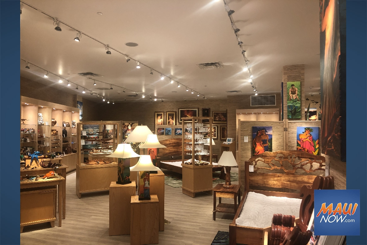 Martin & MacArthur Opens New Gallery at The Shops