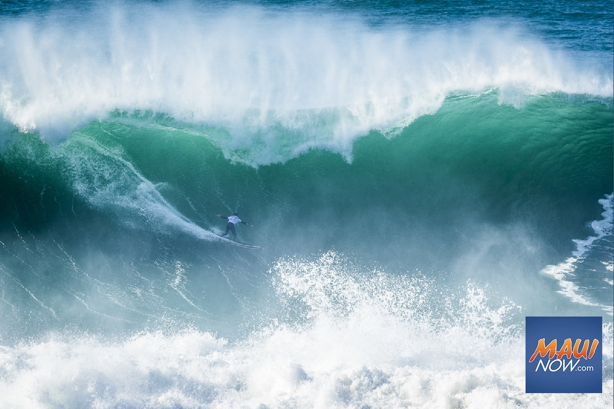 CBD Company Named Title Partner for Jaws Big Wave Championships