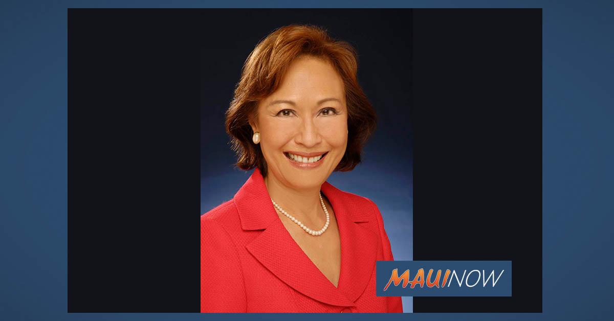 Red Cross CEO Coralie Matayoshi to Retire