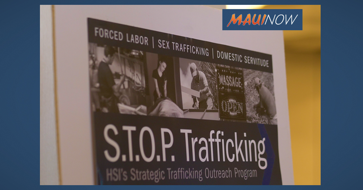 Sex Trafficking Awareness Symposium on Maui Today