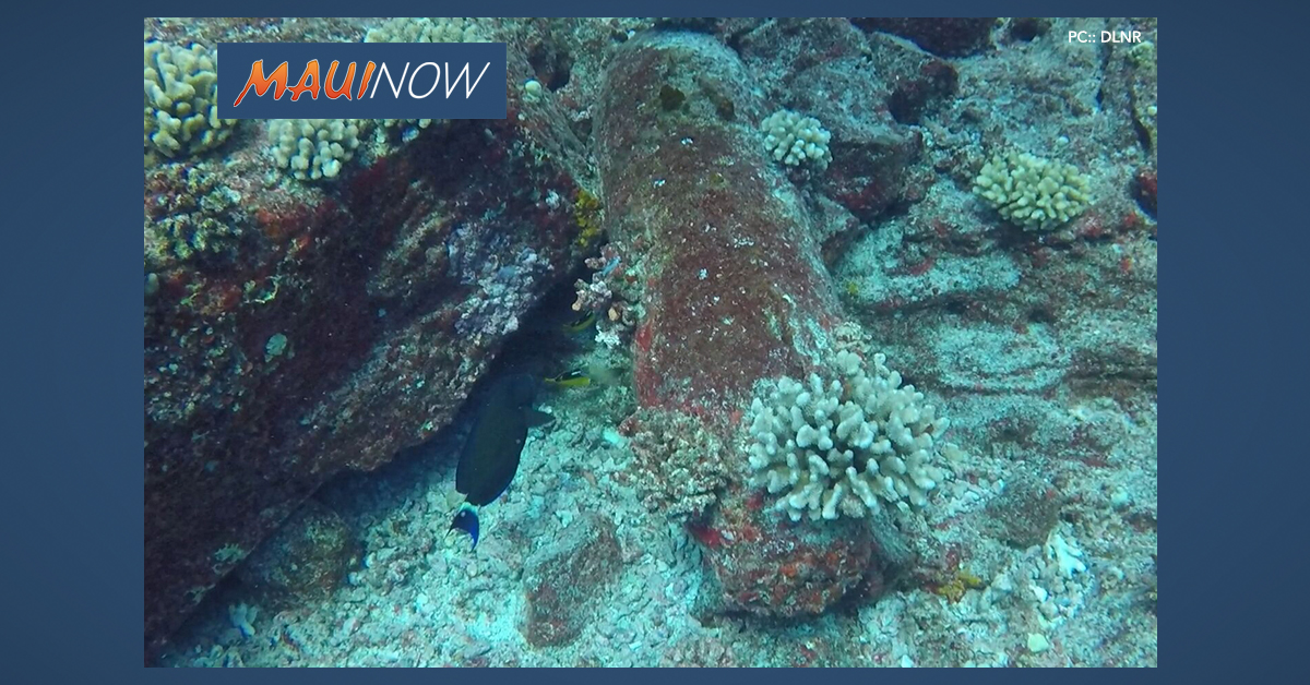 Two WWII Era Munitions Off Molokini to Remain in Place, No Detonation Planned