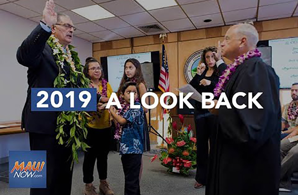 Stepping Into the New Year: A Look Back on Maui in 2019