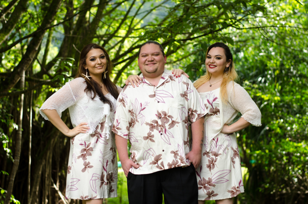 'Ohana DeLima Performs at Baldwin Home Museum, Dec. 19