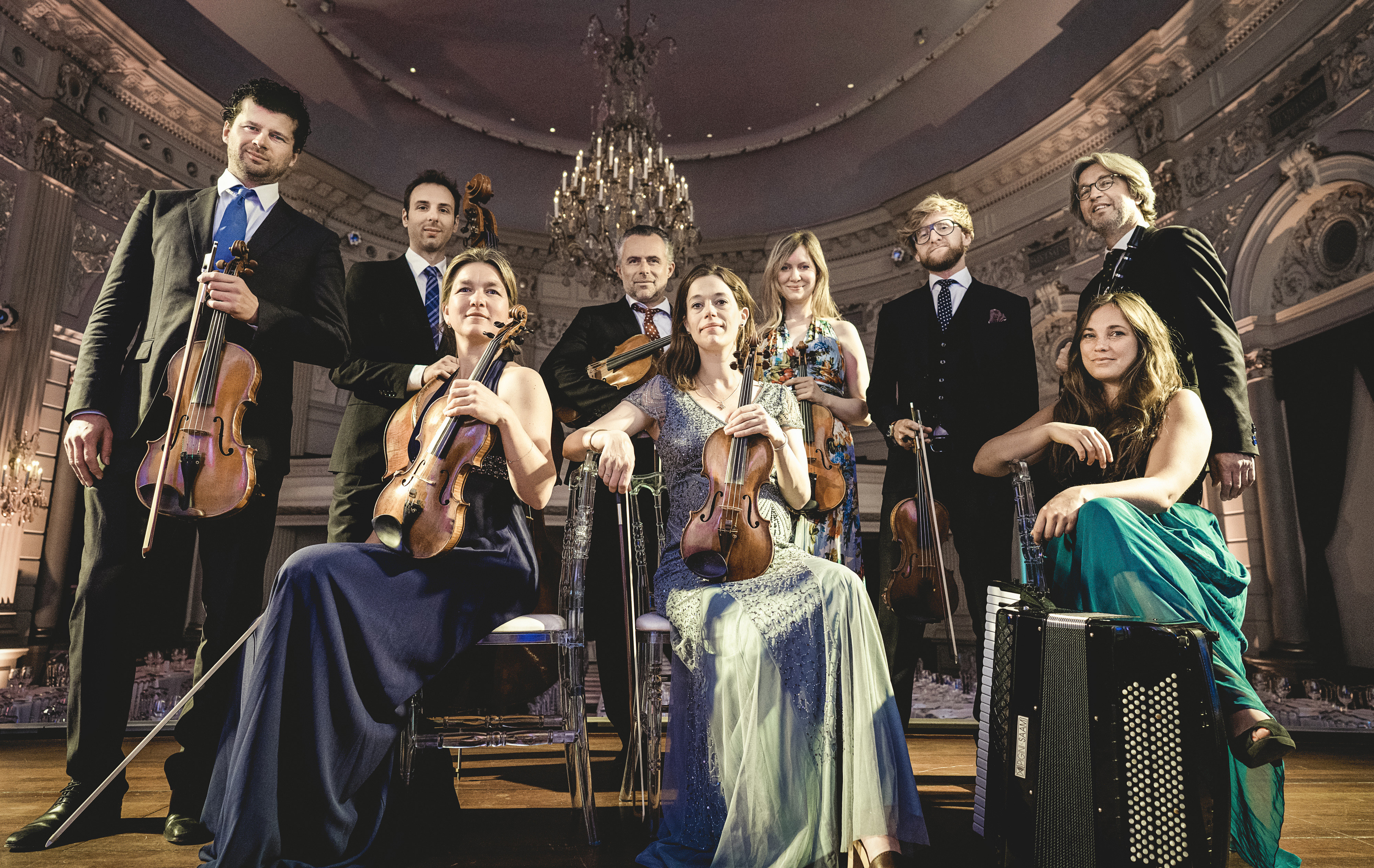 Maui Debut of Acclaimed Chamber Music Ensemble Camerata RCO, Jan. 16