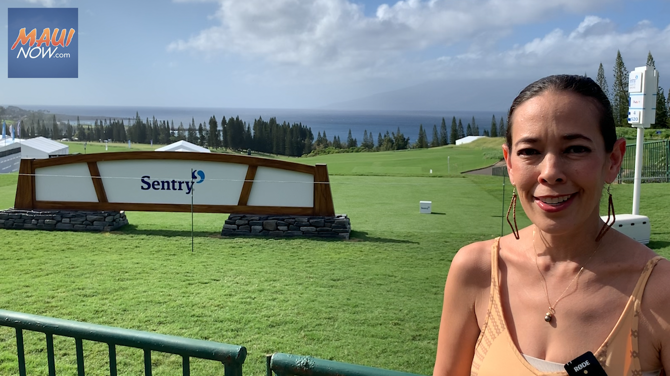 2020 Sentry Tournament of Champions Tees Off This Week