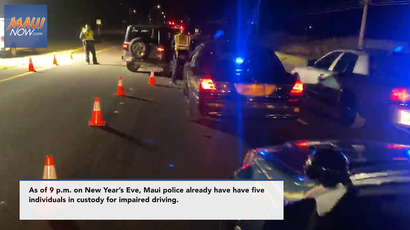 MPD Out in Full Force: Multiple People in Custody for Impaired Driving