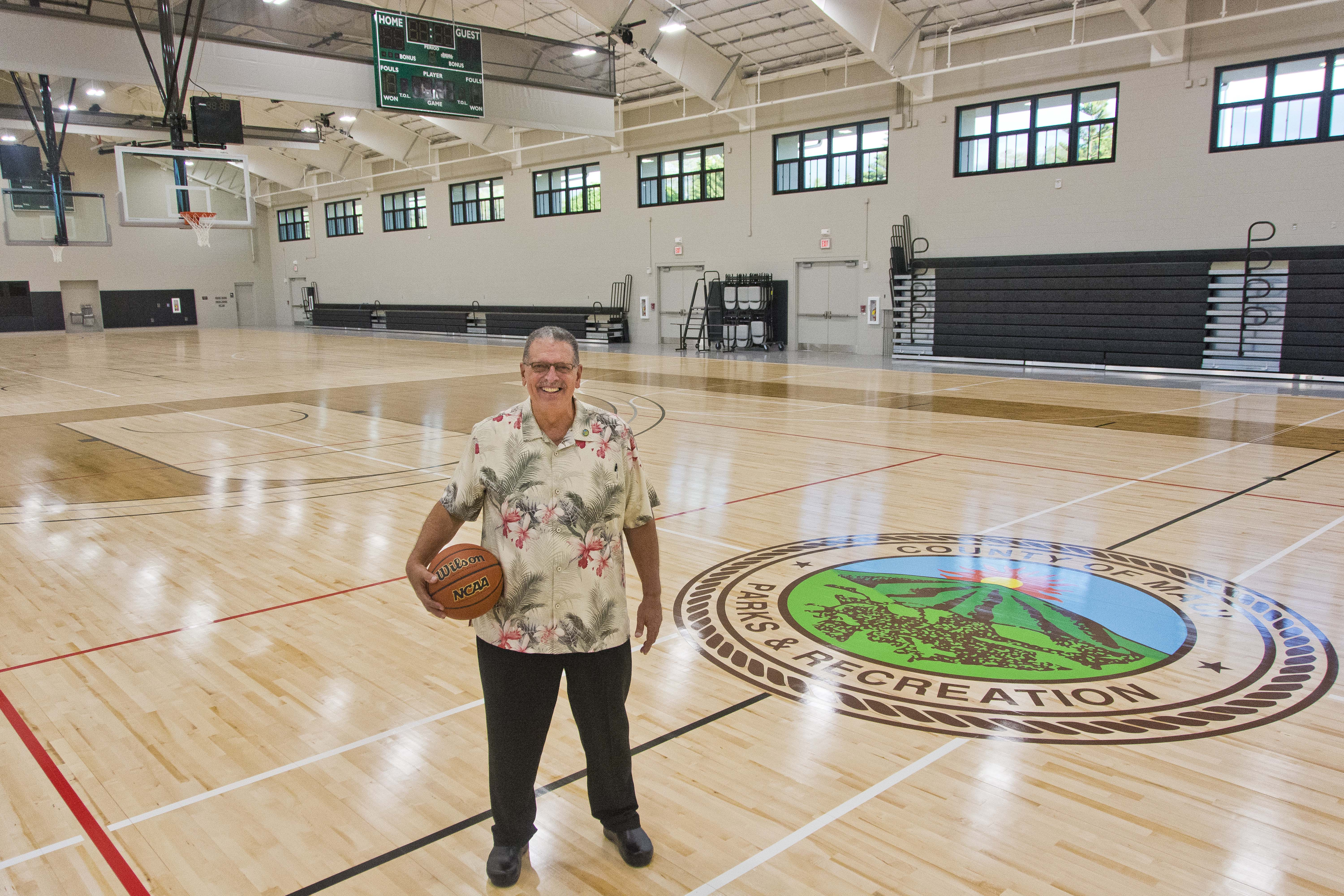 Maui County Gymnasiums Preparing to Reopen