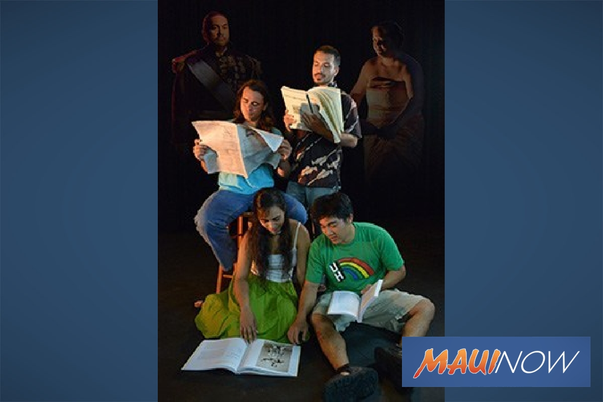 UH Hawaiian Language Play to Make Big Apple Debut