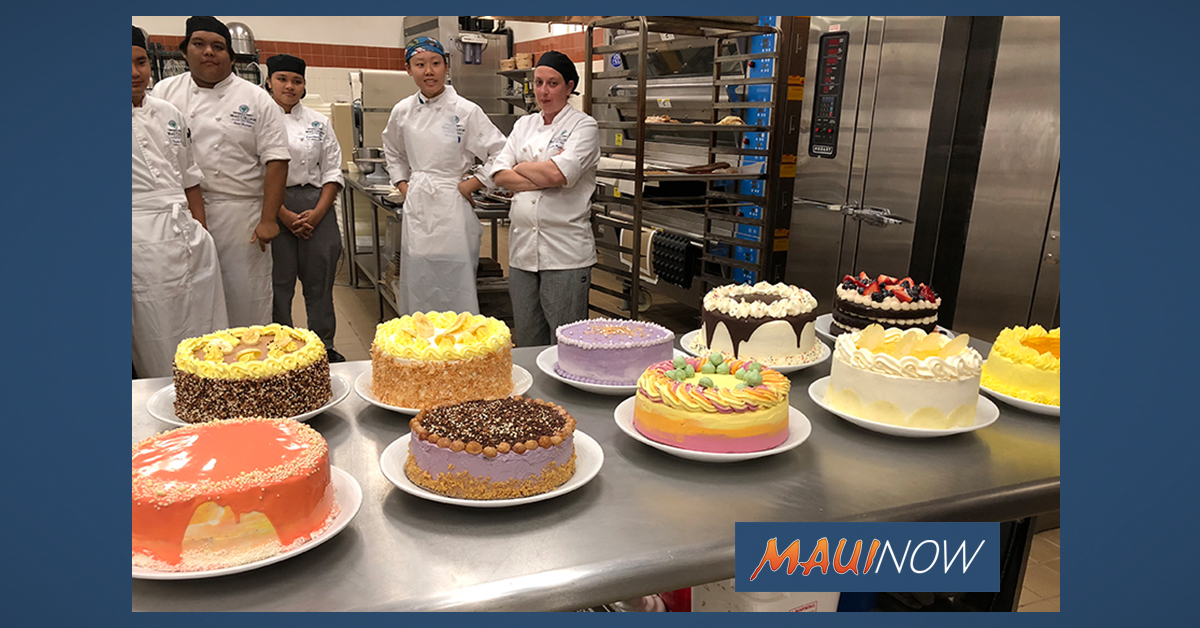 UHMC Culinary Students Compete in King's Hawaiian Product Development