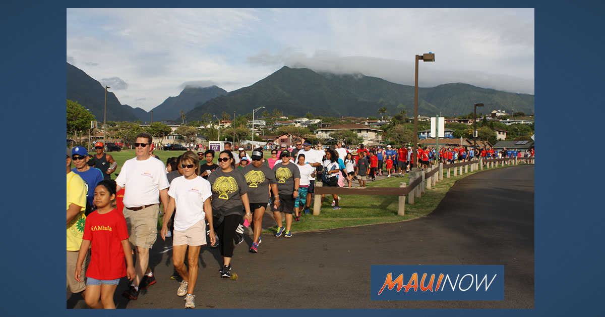 Rabang Named Chair of 2020 Maui Visitor Industry Charity Walk