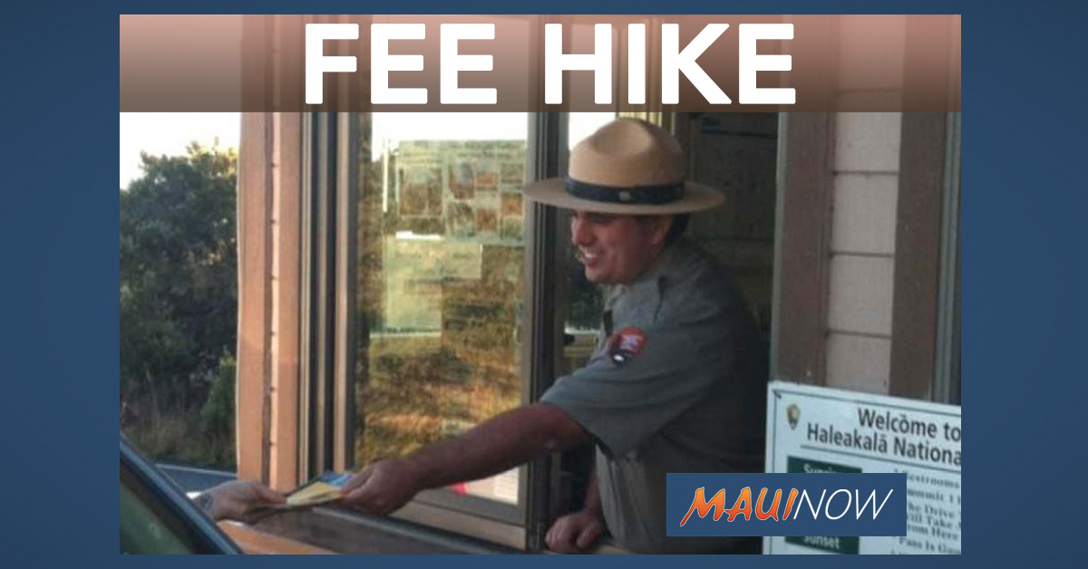 Haleakalā National Park Entrance Fees Increase January 1