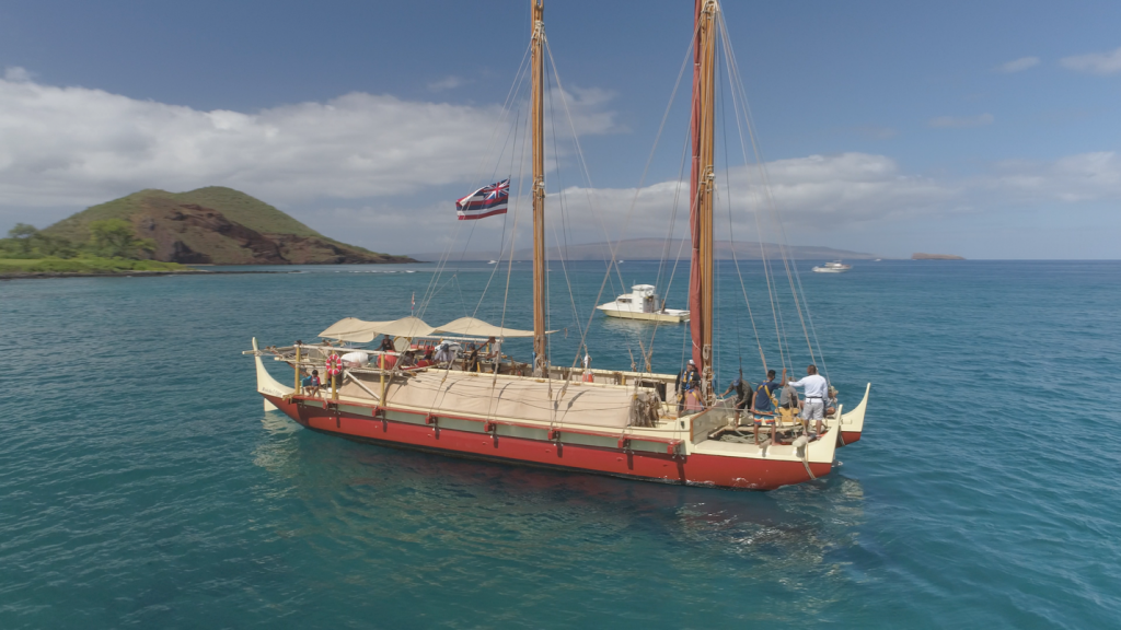 Maui Now: New Program Aims to Perpetuate Traditional Hawaiian Voyaging