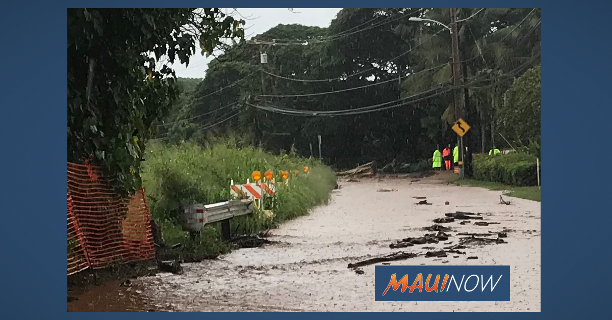 Ask The Mayor: Priority Repairs Needed to Lower Honoapi'ilani Road