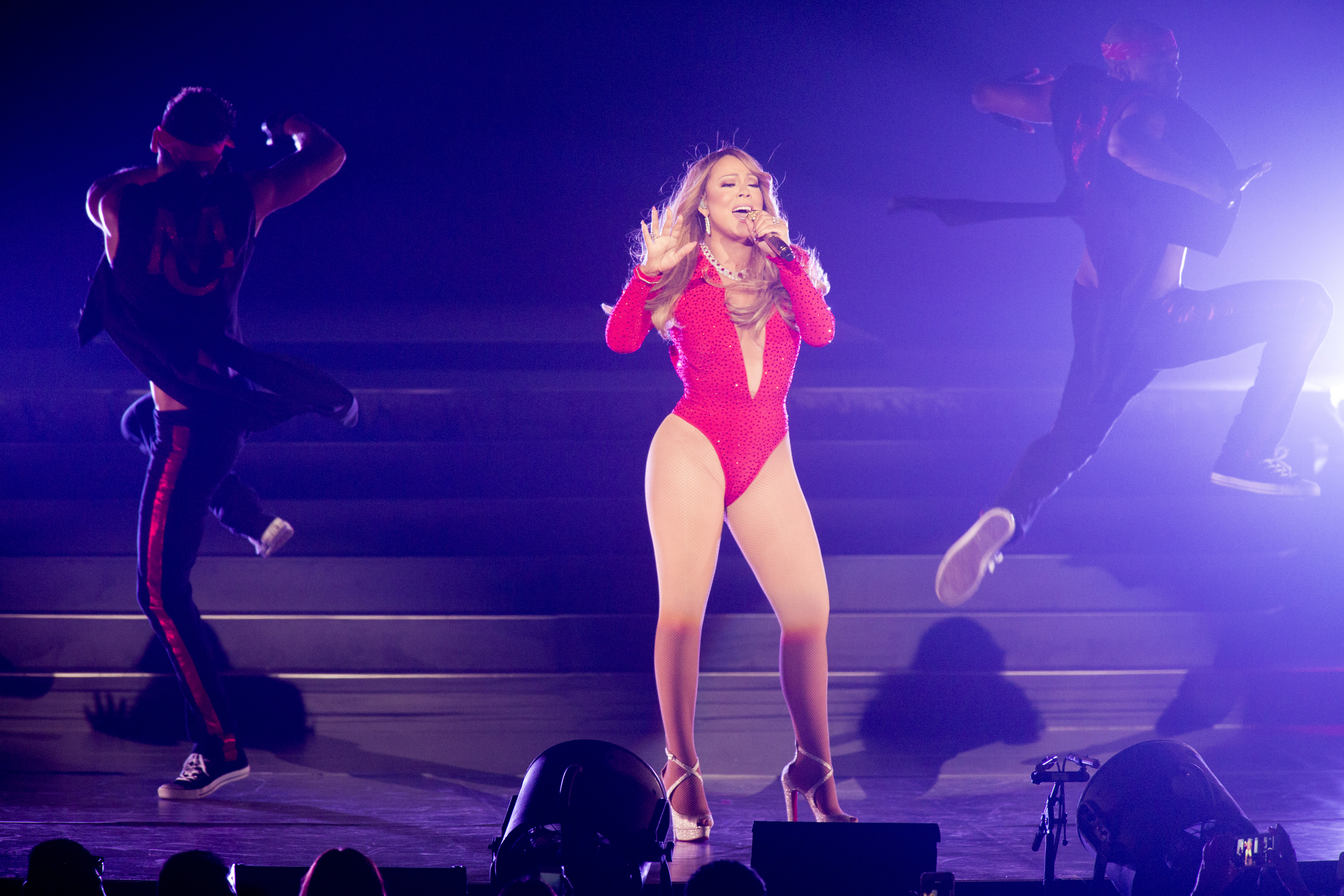Mariah Carey Reschedules Hawai'i Concert Due To International Travel Restrictions
