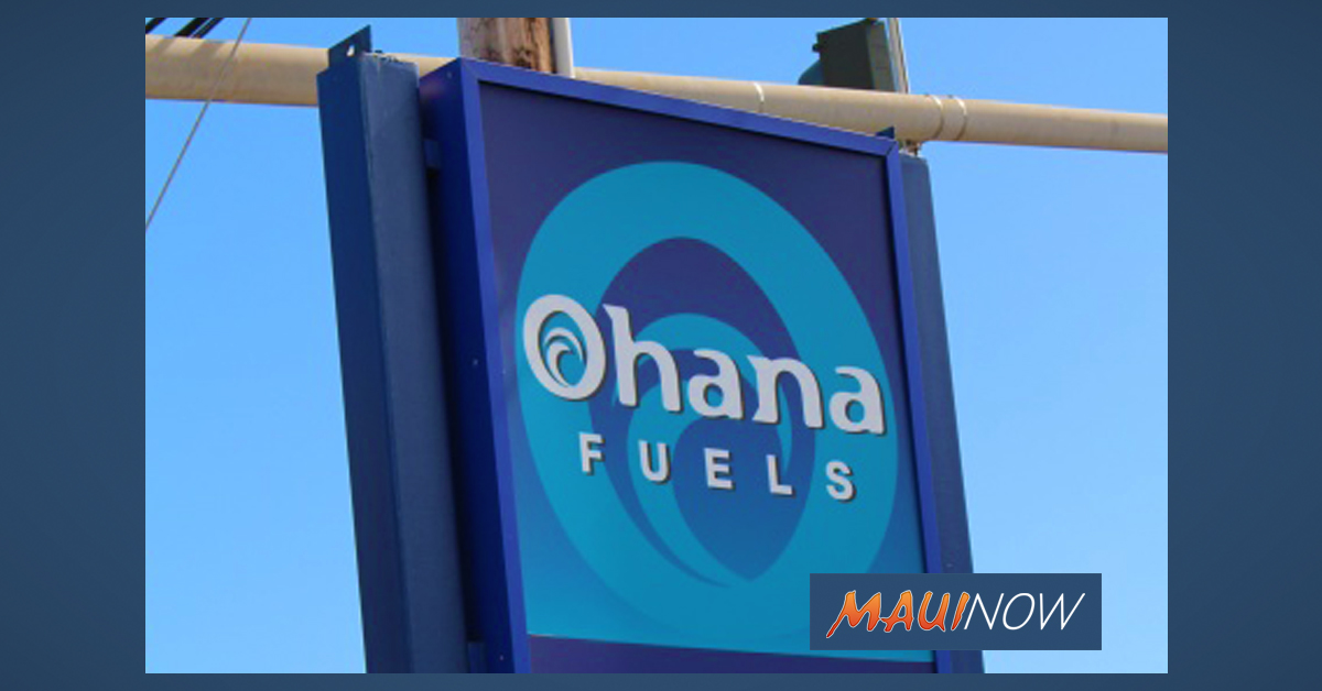 Maui United Way to Benefit From ʻOhana Fuels 'Fuel Up. Do Good.' Program