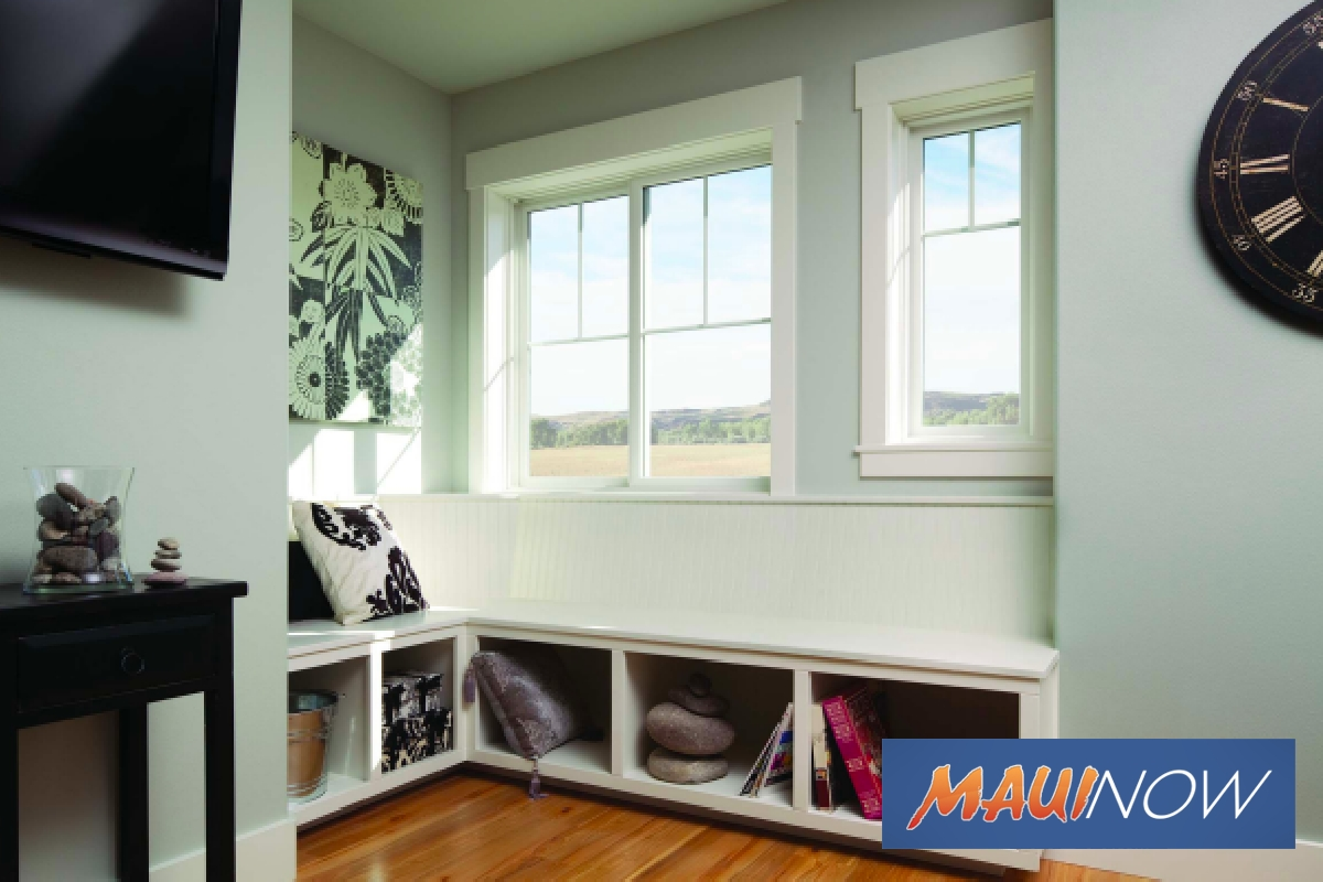 Maui Windows and Doors Celebrates 5th Anniversary With Window Giveaway